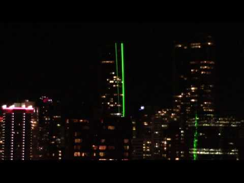 Trump Tower Vancouver LED Lighting