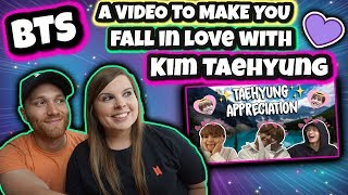 a video to make you fall in love with Kim Taehyung BTS V Reaction