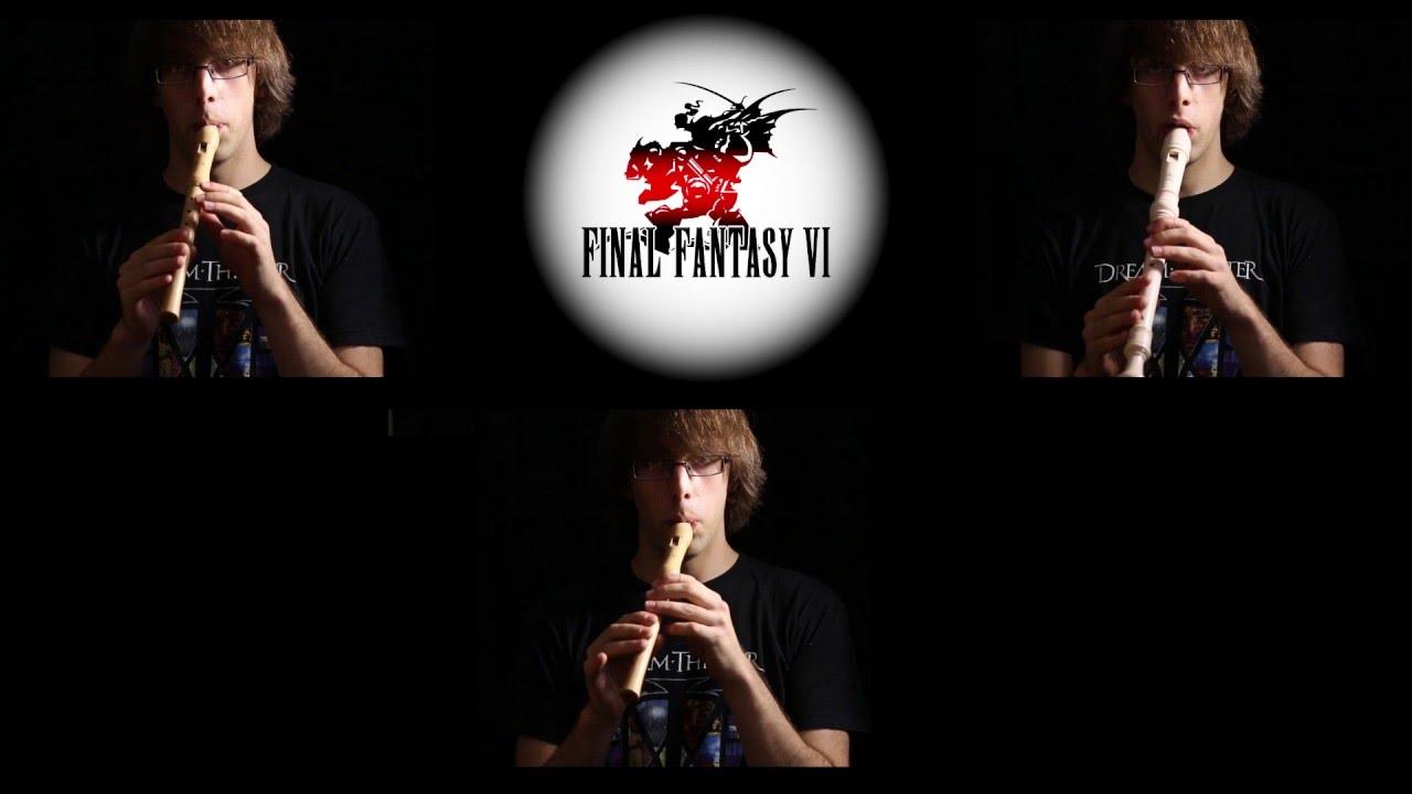 Final Fantasy Victory Fanfare (FFVI Recorder Version)