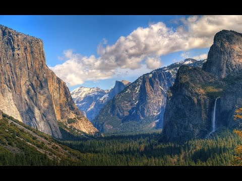 ❤ YOSEMITE NATIONAL PARK, CALIFORNIA ❤ Must-See Attractions   Travel Guide HD