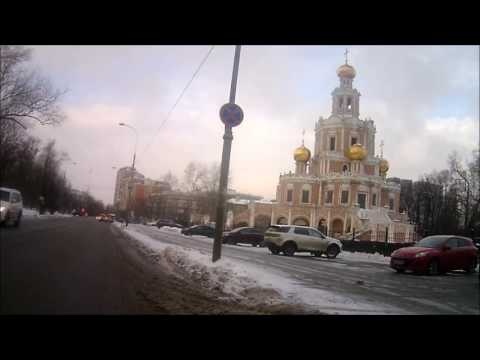 2016.12.11 The Church of the Intercession at Fili, Moscow