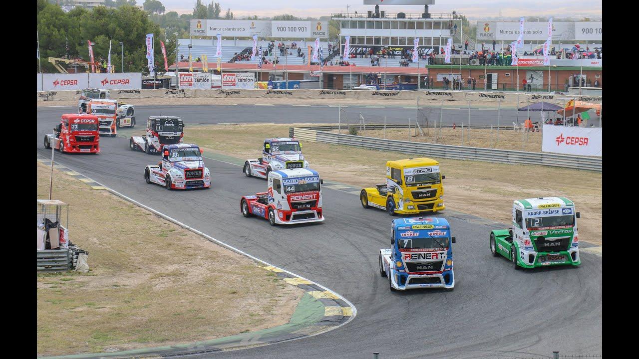 Circuito Jarama : Xxix gp camion españa circuito del jarama youtube