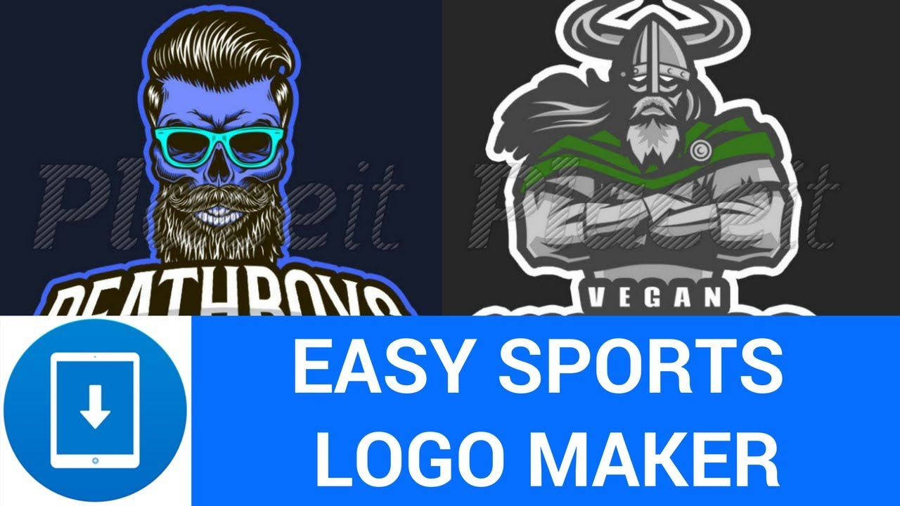 sports team logo maker