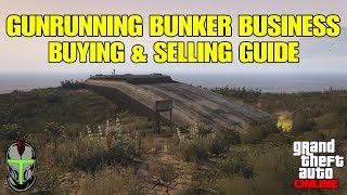 GTA ONLINE GUNRUNNING BUSINESS BUYING & SELLING GUIDE!