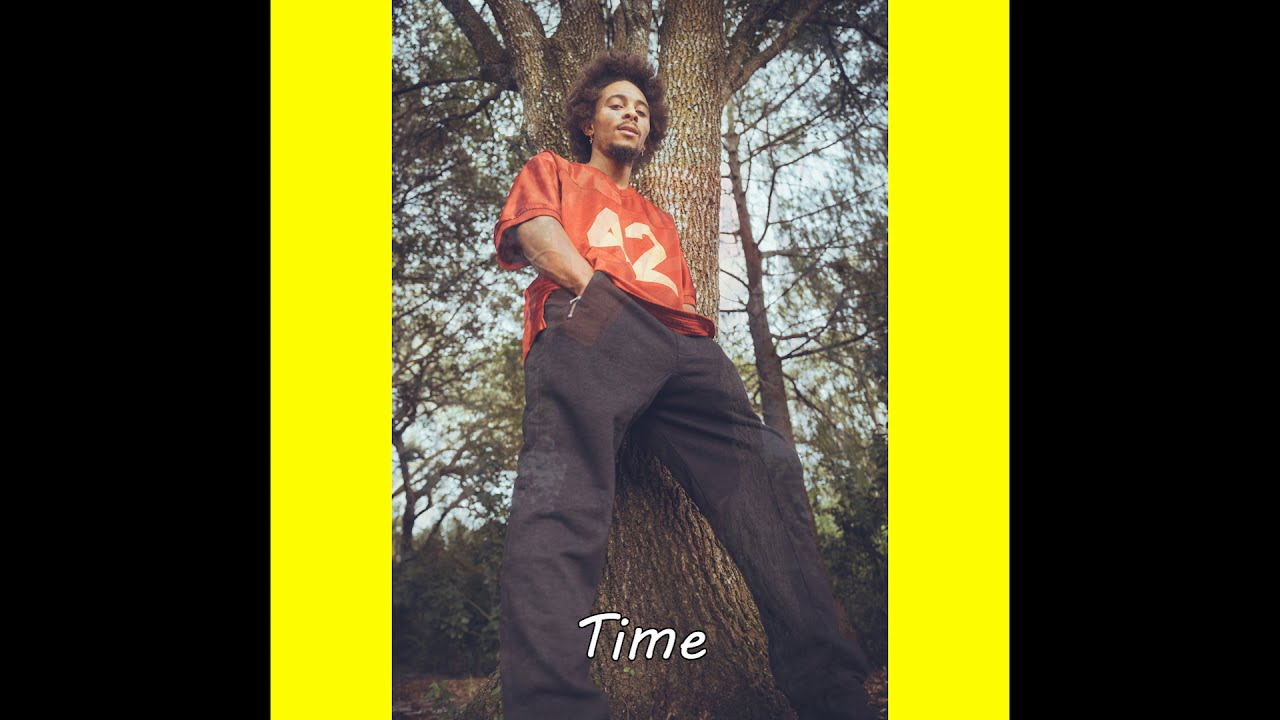 "The Most Important and Fleeting Commodity ""Time"" Sings King Zachary"