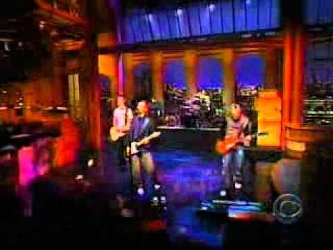 Travis Side (Live At Letterman Show)