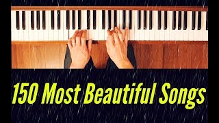 The Folks Who Live On The Hill (150 Most Beautiful Songs) [Early Intermediate Piano Tutorial]