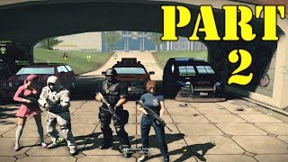 The FGN Crew Plays: APB Reloaded Part 2 - On a Roll (PC)