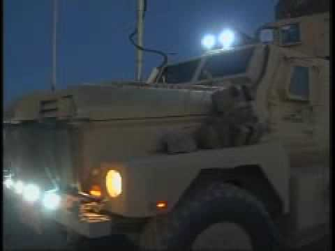 Marines Prepare for Convoy in Afghanistan