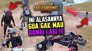 PARAH !! AWALNYA NGAJAK DAMAI, TAPI AKHIRNYA . . . ?!! - PUBG MOBILE INDONESIA