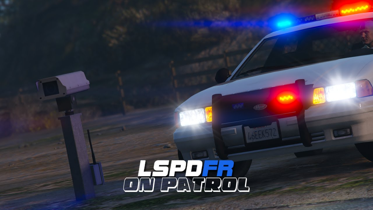 LSPDFR - On Patrol - Day 6 - Speed Camera