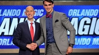 Dario Šarić NBA DRAFT 2014 highlights