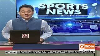 India to play against Bangladesh Sports News | DD India | 27.05.2019 | [Full Bulletin]