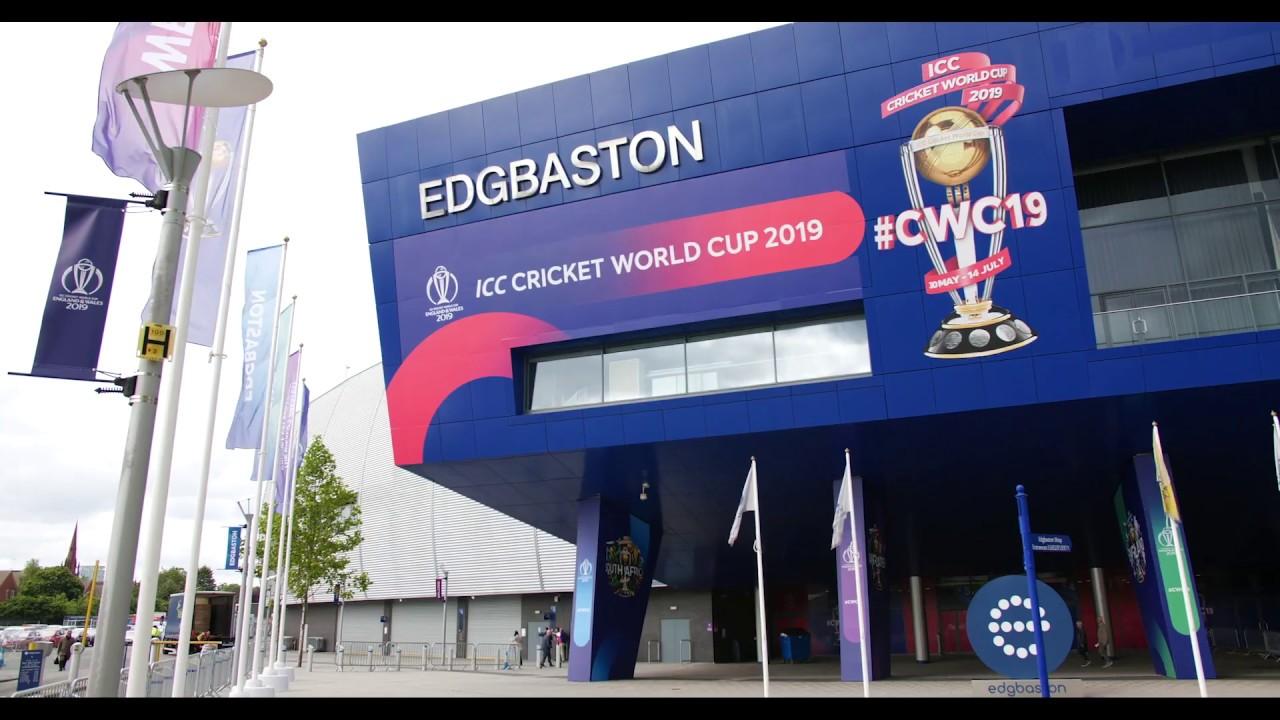 Icc Cricket World Cup 2019 Edgbaston