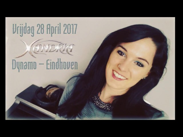 Xandria to play exclusive spring 2017 show in EINDHOVEN, NL