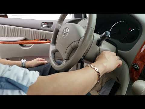 How to program a remote on a 2007 toyota sienna