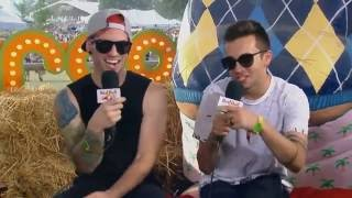 Twenty One Pilots Funny&Cute Moments 27
