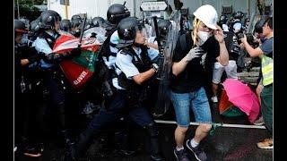 2019年7月2日 时事大家谈 热点话题:不平静的七一:香港抗议者为何占领立法会?话题:特朗普解禁华为:战略布局还是灾难错误?