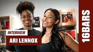 Ari Lennox Interview: Boycotting Zara, Chris Brown Lyrics, Jermaine Dupri Comments & ROD3 | 16BARS