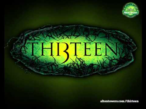 Th13teen - Alton Towers - Queue Line Music (High Quality)