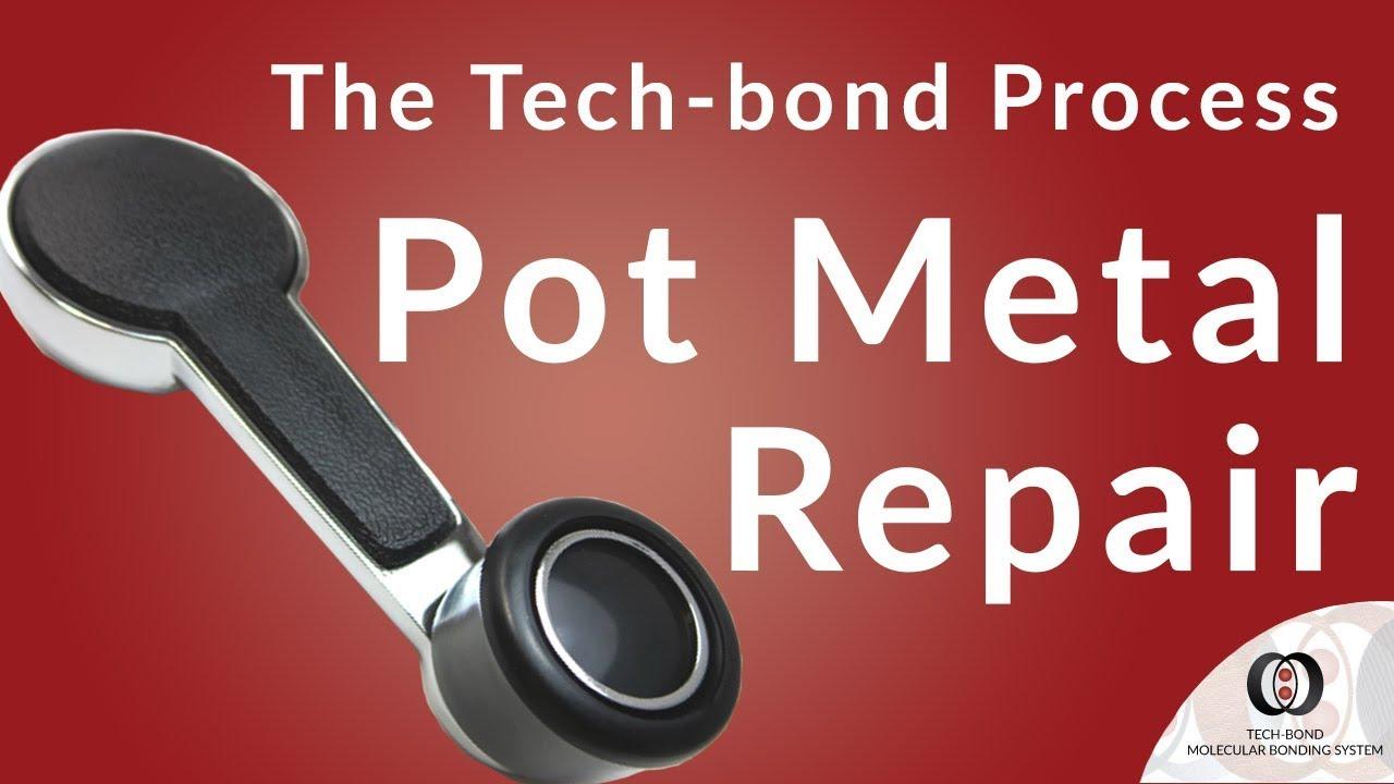 Pot Metal Repair Kit