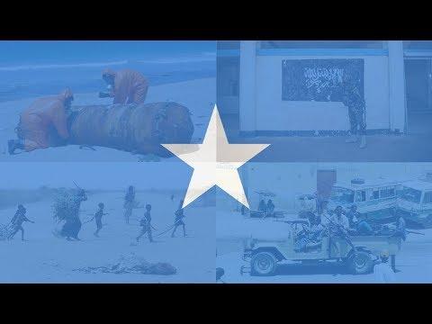 Über Somalia scheint die Sonne.