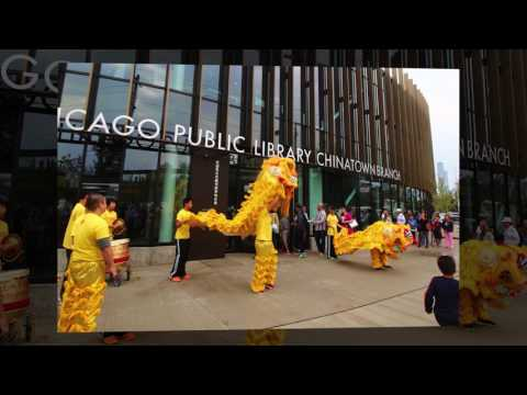 EVENT CNDA23 Skidmore Owings & Merrill LLP Chicago Public Library – Chinatown Branch
