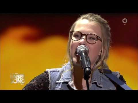 Helene Nissen - Folsom Prison Blues - bei UNSER SONG 2017