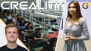 Is Naomi Wu just a Mascot?😅 China-Gadgets.de Visits Creality to Find Out!