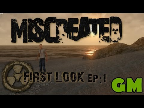 Miscreated-  Closed Alpha Ep:1 First Impressions