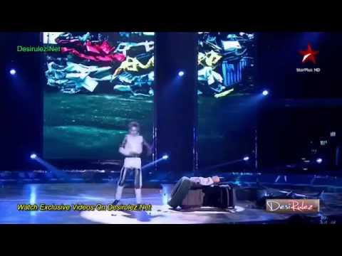 Indias Dancing Super Star Akshay Pal Best Robotic