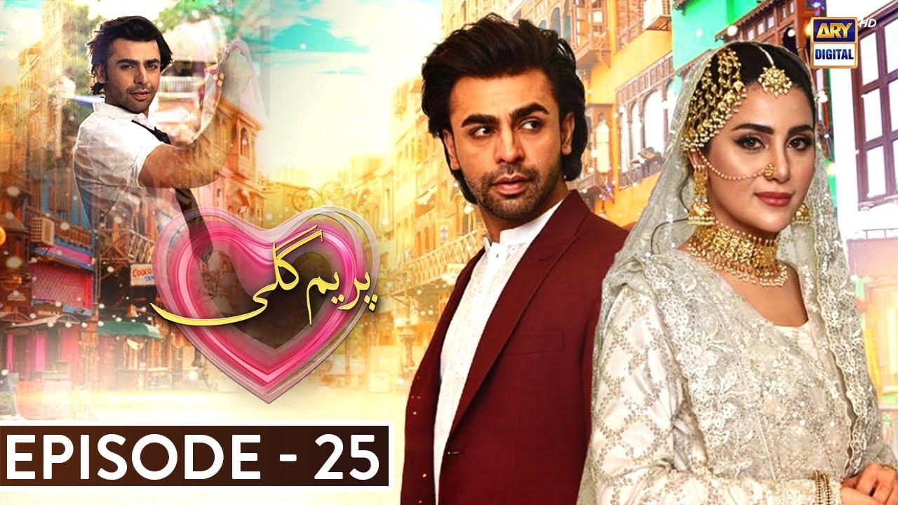 Download Prem Gali Episode 25 [Subtitle Eng]  - 1st February 2021 - ARY Digital Drama