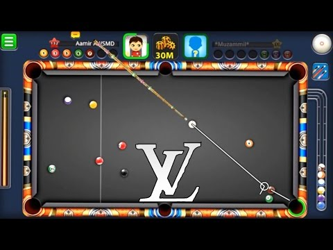 8 Ball Pool- BILLIONAIRE SHOPPING + Mumbai Mahal 30M Against Hacker