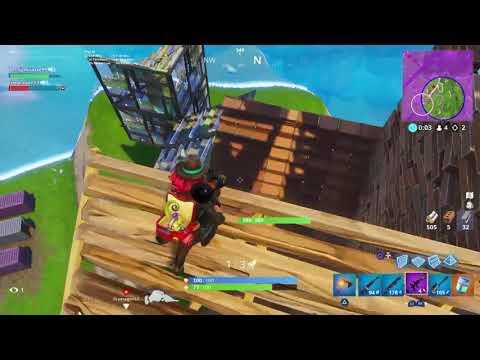 Fetty Wap -  Montage | Fortnite Battle Royale | Awesome building skills
