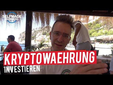Gerald Hörhan: Wie du richtig in Kryptowährung investierst   In Bitcoin investieren