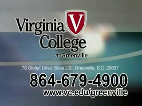 Virginia College Greenville South Carolina Degree Programs