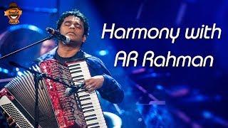 Harmony with AR Rahman An Overview by Smile Settai