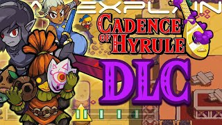 Impa, Shadow Link, & Skull Kid's Symphony of the Mask DLC coming to Cadence of Hyrule (Direct Mini)