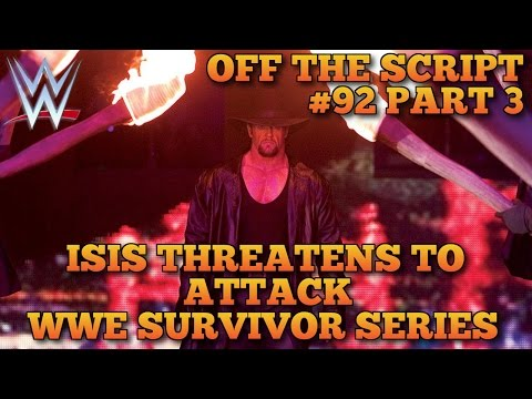 "WWE ""Survivor Series"" Arena Possible Target of ISIS Attack on Sunday 