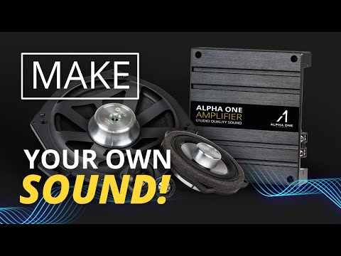How To Tune BimmerTech's Premium Audio System Amplifier Upgrade (With DSP) For BMW