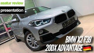BMW X2 F39 20d xDrive Advantage 🇩🇪