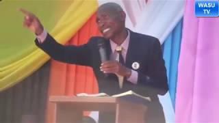 MCH:PAUL KWIRASA LAZIMA UCHEKE ILA ANAGUSA SANA KWENYE MAKAMBI YA KISESA  MWANZA