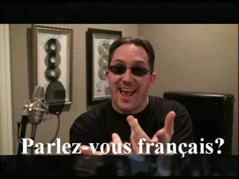 "Learn basic French expressions with the song ""Français! Français!"" by Etienne and Roland Bibeau"