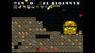 Spelunky Classic(PC) - Crimeless Million Dollar Run