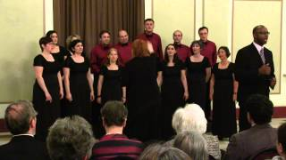 Cyrilika Choir: I Wanna Be Ready - Arranged by James Miller