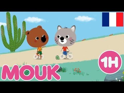 1 heure de Mouk | Compilation #1 HD | Découvre le monde avec Mouk