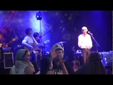 Neil Finn and Paul Kelly - Into Temptation (Live 23 February 2013)