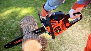 How to Safely Operate Your Gas Chainsaw