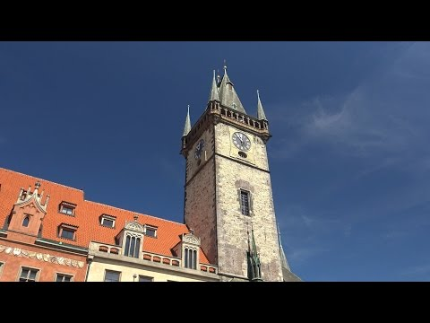 Prague - Capital of Czech Republic  (4K Ultra HD)