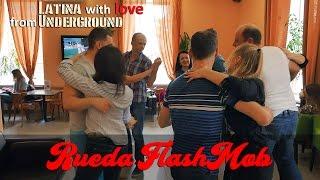 International Rueda Flashmob Lipetsk Russia Аpril 1, 2017